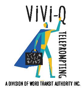 ViVi-Q Teleprompting Logo